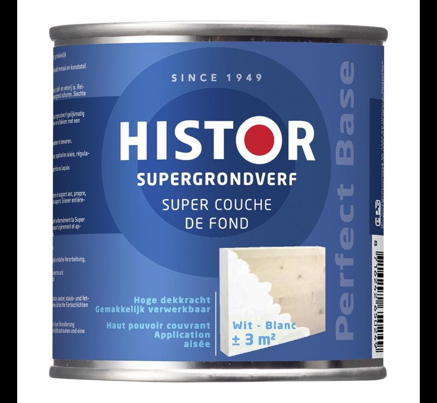 Perfect Base Supergrondverf Wit