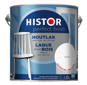 Histor Perfect Finish Houtlak Hoogglans Wit