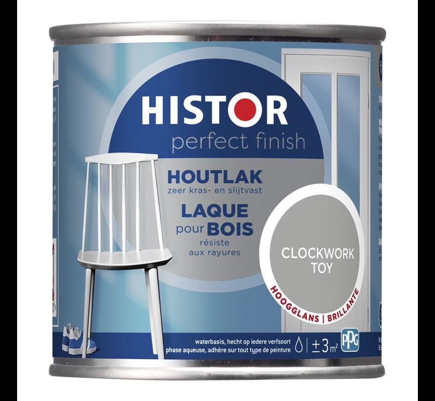 Perfect Finish Houtlak Hoogglans Clockwork Toy
