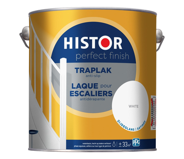 Histor Perfect Finish Traplak Wit