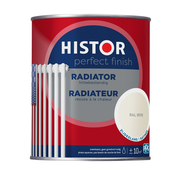 Histor Perfect Finish Radiator Zijdeglans RAL9010