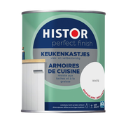 Histor Perfect Finish Keukenkastjes Hoogglans Wit