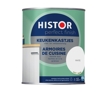 Histor Perfect Finish Keukenkastjes Mat Wit