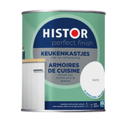 Histor Perfect Finish Keukenkastjes Zijdeglans Wit