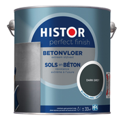 Histor Perfect Finish Betonvloer Zijdeglans Dark Grey