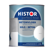 Histor Perfect Finish Betonvloer Zijdeglans Wit