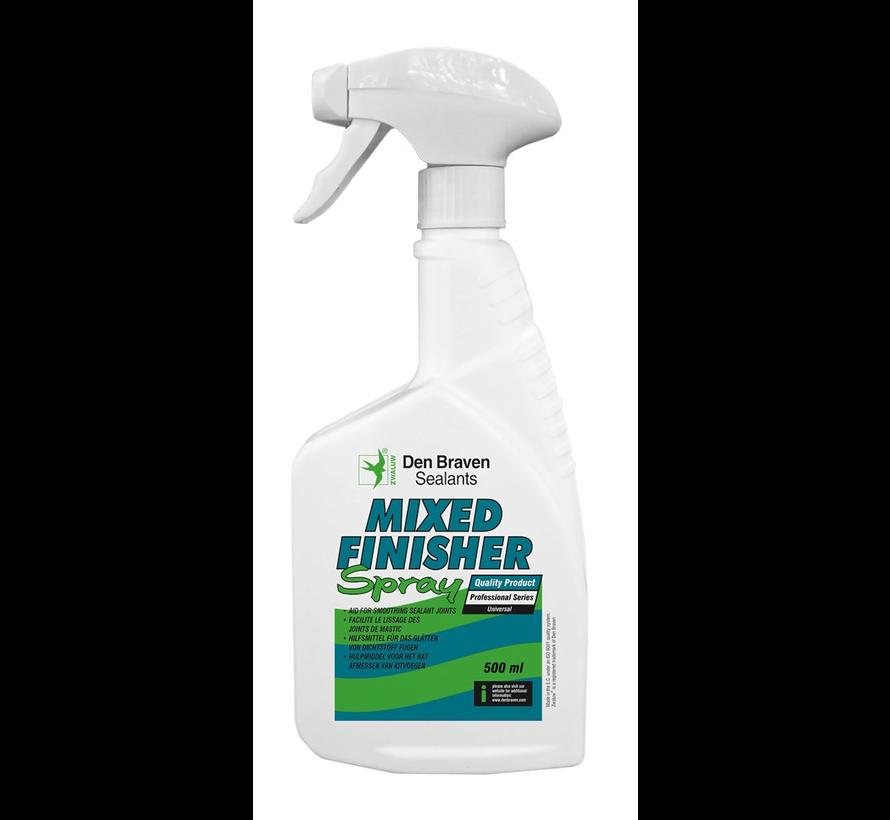 Mixed Finisher Spray