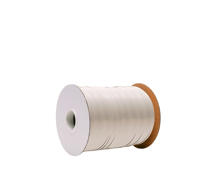 PE Celband 9x3mm Wit