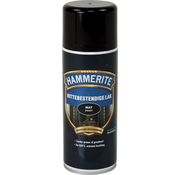 Hammerite Hittebestendige Lak Zwart Spuitbus