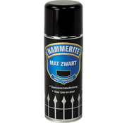 Hammerite Mat Zwart Spuitbus