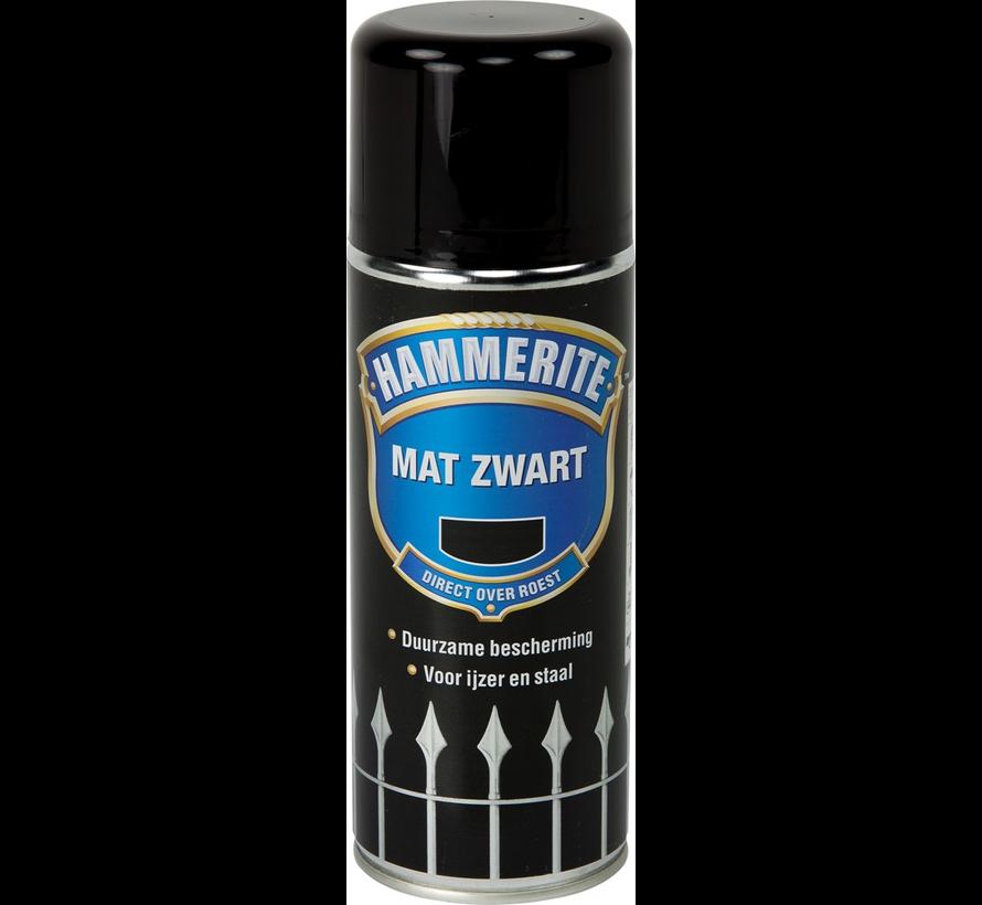 Mat Zwart Spuitbus