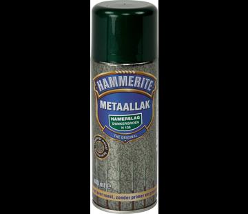 Hammerite Metaallak Hamerslag Donkergroen Spuitbus