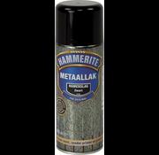 Hammerite Metaallak Hamerslag Zwart Spuitbus