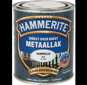 Hammerite Metaallak Hamerslag Wit