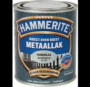 Hammerite Metaallak Hamerslag Zilvergrijs