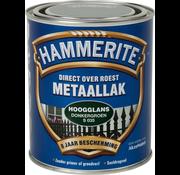 Hammerite Metaallak Hoogglans Donkergroen