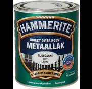 Hammerite Metaallak Zijdeglans Wit