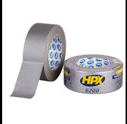 HPX Tapes Pantsertape Zilver 25 mtr