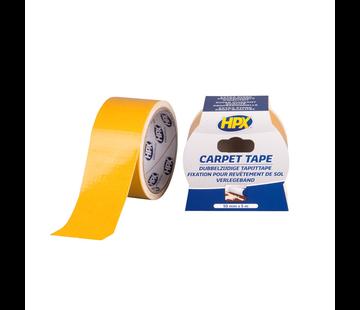 HPX Tapes Dubbelzijdige Tapijttape Wit 5 mtr