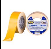 HPX Tapes Dubbelzijdige Tapijttape Wit 25 mtr