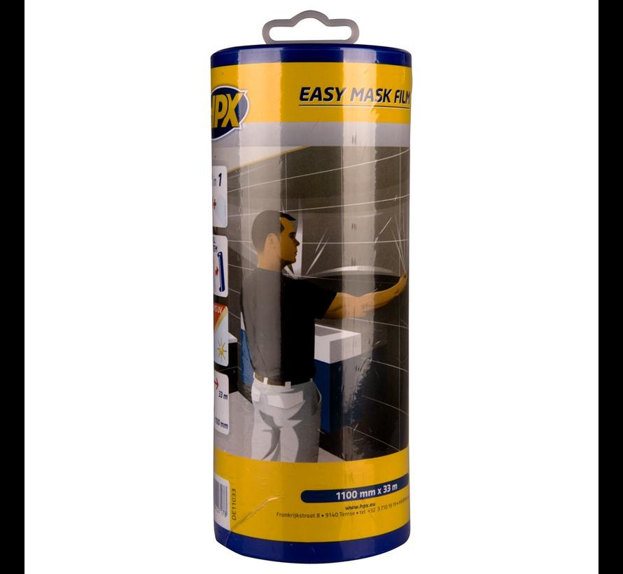 Easy Mask Film Crepepapier + Dispenser 33 mtr