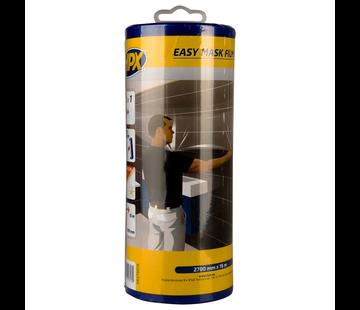HPX Tapes Easy Mask Film Crepepapier + Dispenser 16 mtr