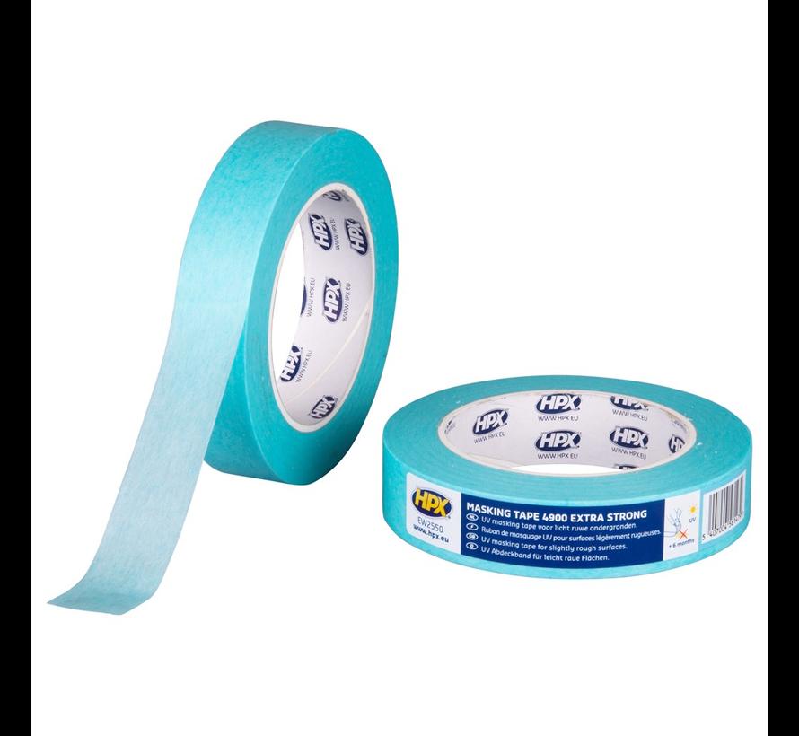 Masking Tape 4900 Lichtblauw 50 mtr