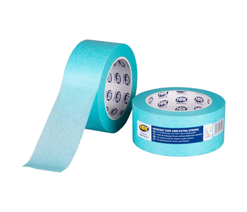 HPX Tapes Masking Tape 4900 Lichtblauw 50 mtr