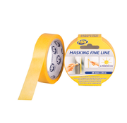 HPX Tapes Masking Tape 4400 Oranje 25 mtr