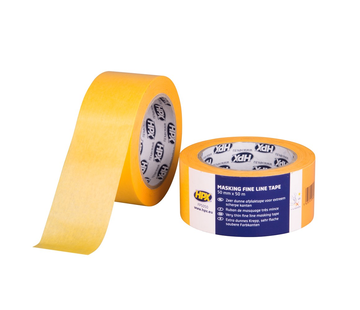 HPX Tapes Masking Tape 4400 Oranje 50 mtr