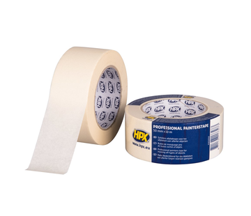 HPX Tapes Masking Tape 60°C Cremewit 50 mtr