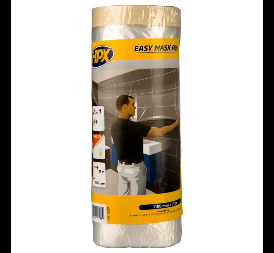 Easy Mask Film Crepepapier 33 mtr