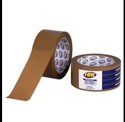 HPX Tapes Verpakkingstape Bruin 66 mtr