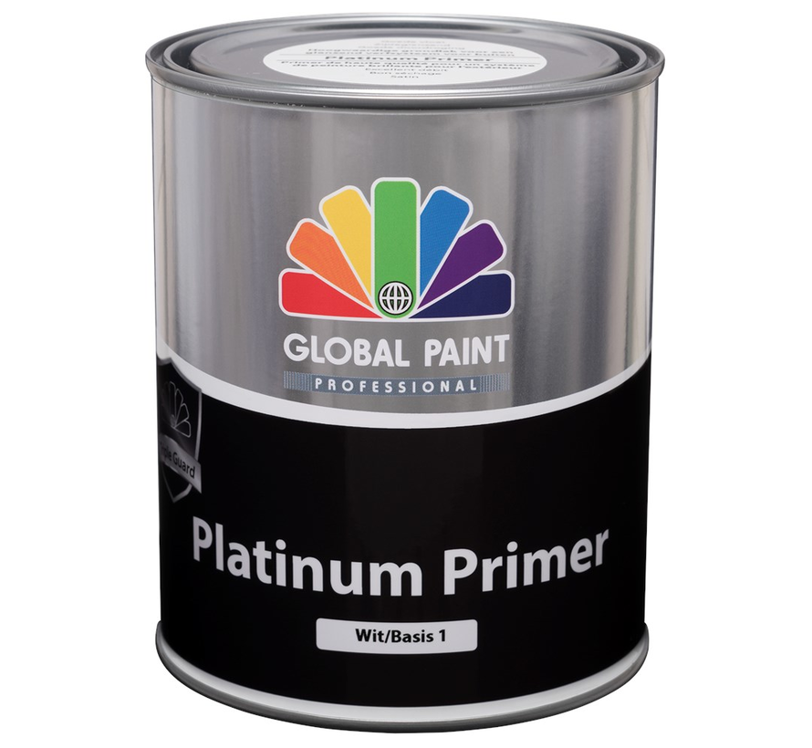 Platinum Primer | Grondverf Buiten