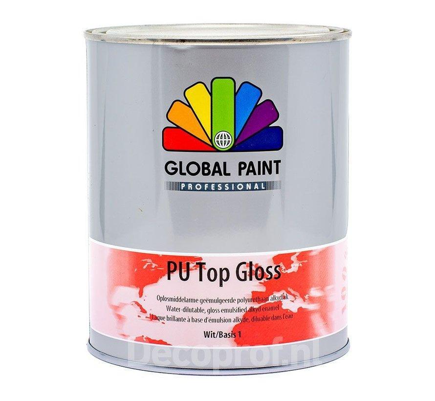 PU Top Gloss | Hoogglans Binnen- & Buitenlak