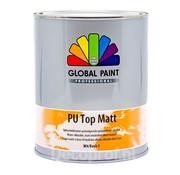 Global Paint Aquatura Pu Top Matt