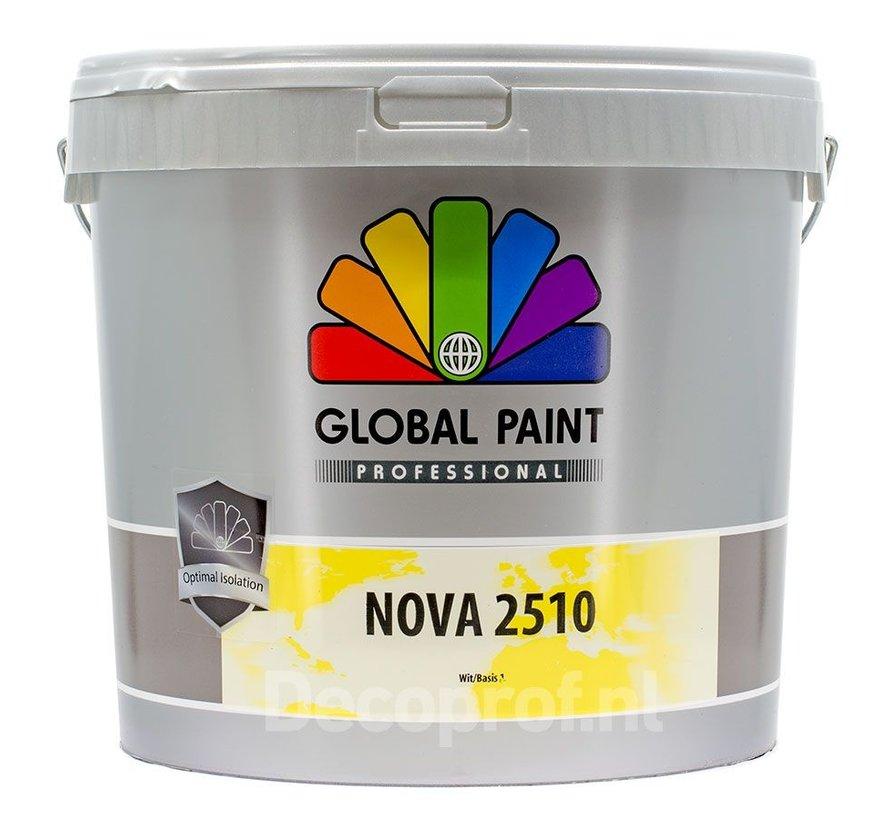 Nova 2510 | Isolerende Muur- en Plafondverf