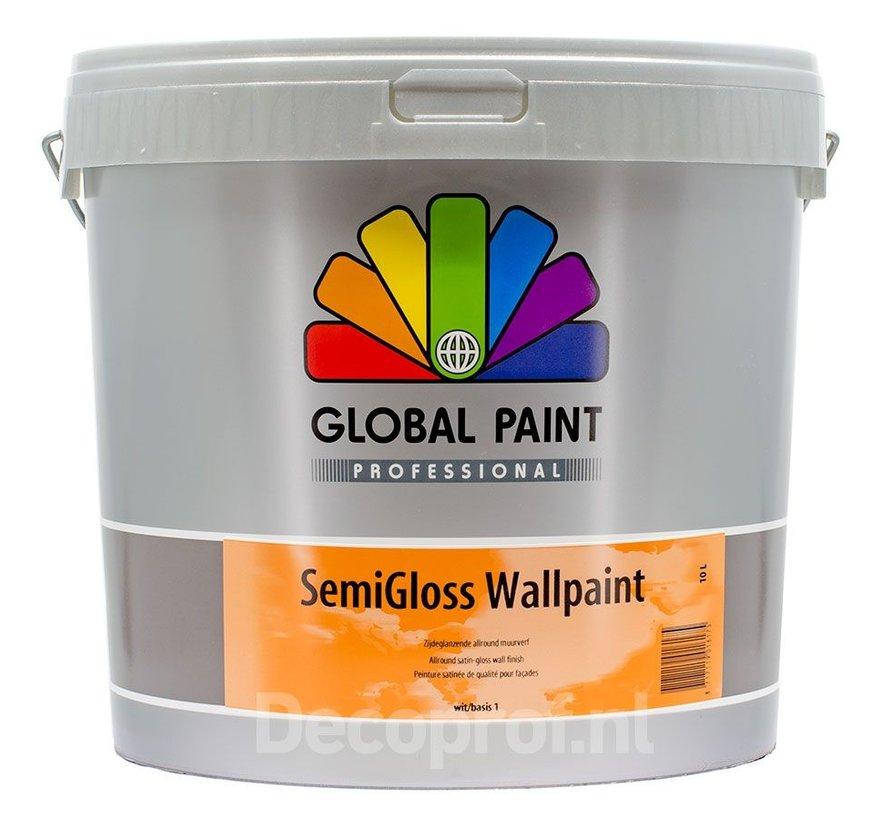 Semigloss Wallpaint | Halfglanzende Muurverf