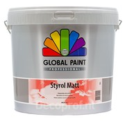 Global Paint Styrol Matt