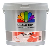 Global Paint Styrol Satin