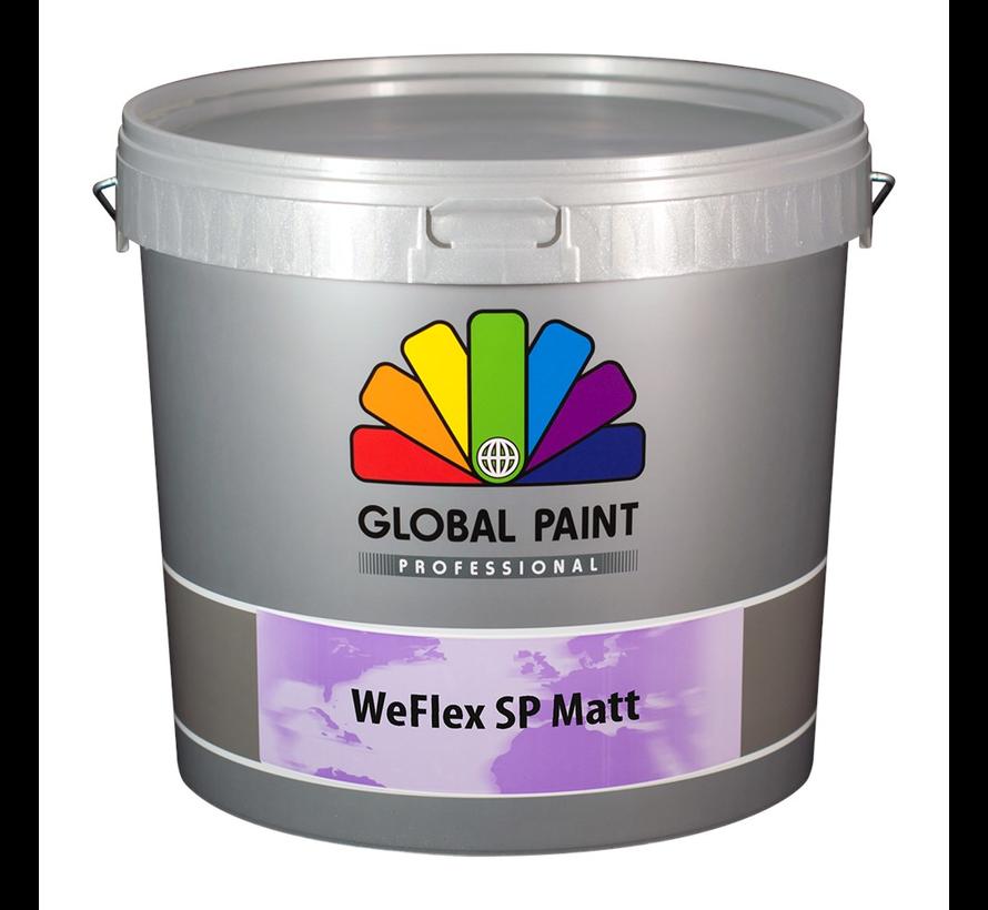 Weflex SP Matt | Matte Muur- & Gevelverf