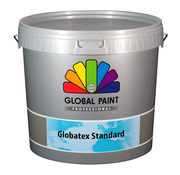 Global Paint Globatex Project Standaard Zwart