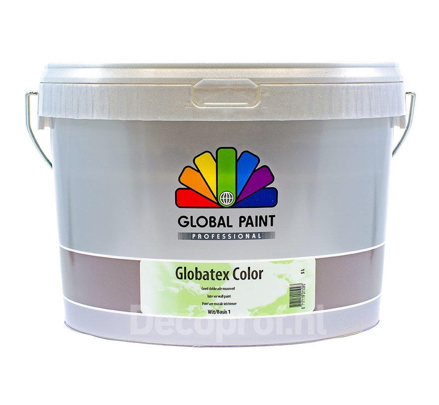 Globatex Color | Matte Muurverf