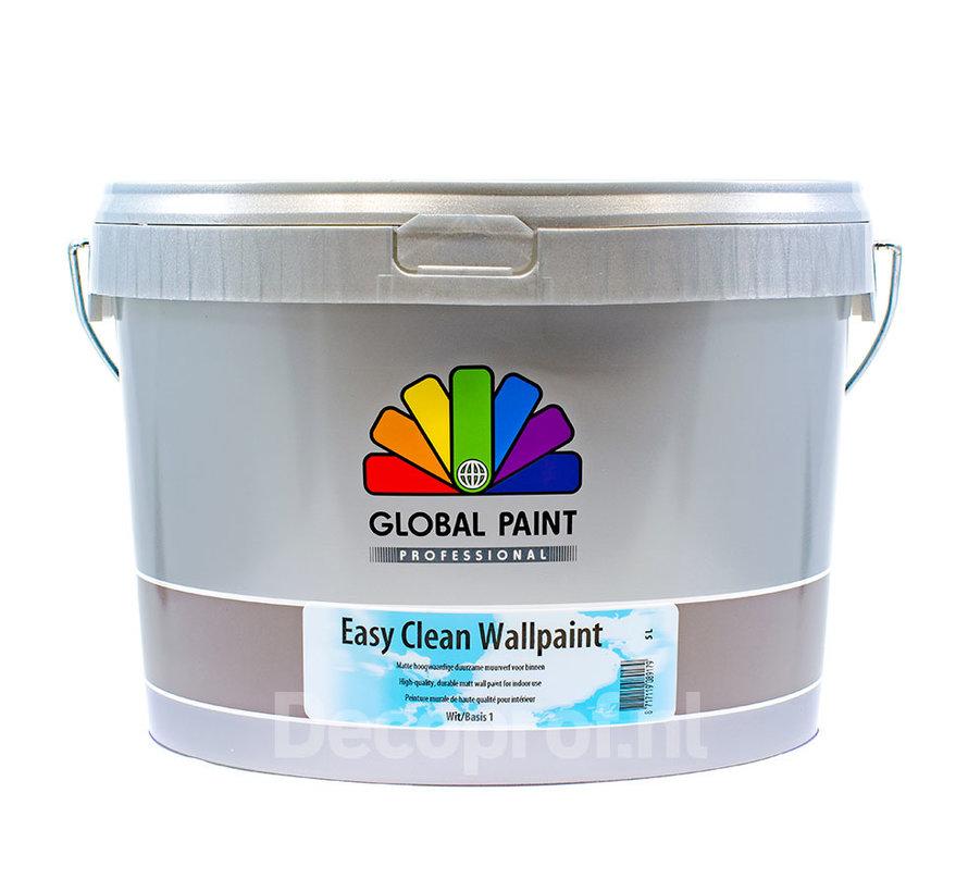 Easy Clean Wallpaint | Reinigbare Matte Muurverf
