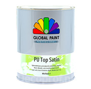 Global Paint Aquatura Pu Top Satin