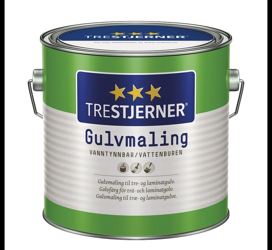 Oxan Trestjerner Gulvmaling | Zijdeglans Vloerverf