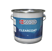 Scano Clearcoat Mat
