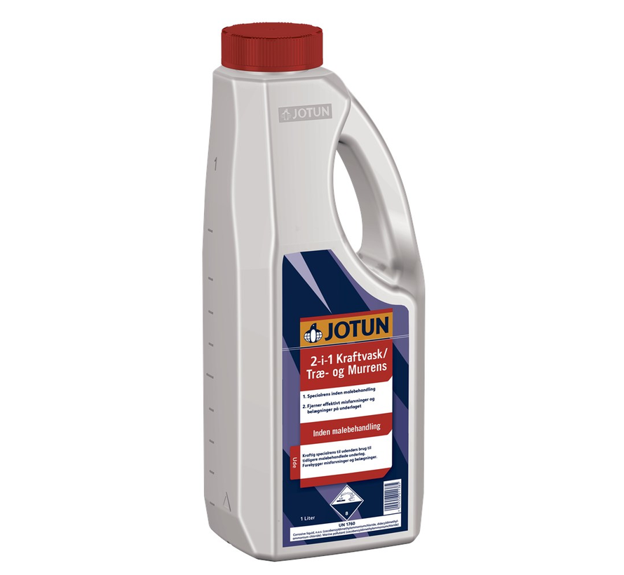 Kraftvask | Reinigingsmiddel Binnen & Buiten
