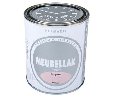 Hermadix Meubellak Extra Krijtmat Baby Roze