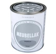 Hermadix Meubellak Extra Krijtmat Grijs Blauw